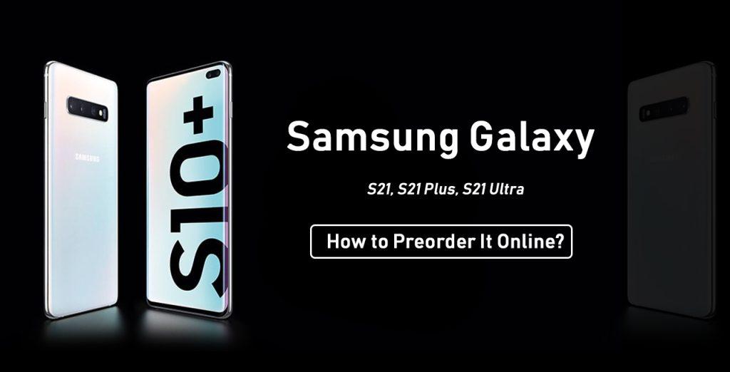 Samsung Galaxy S21 Trio