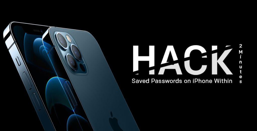 hack saved iPhone passwords