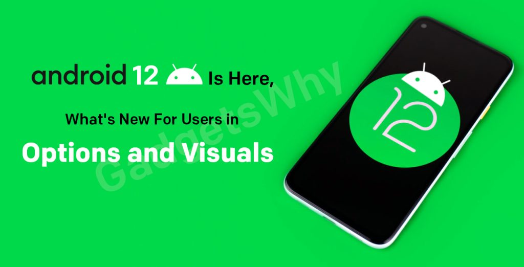 Android 12 update review