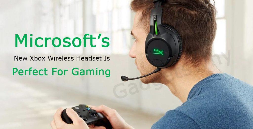Microsoft's Xbox Wireless Headset Review