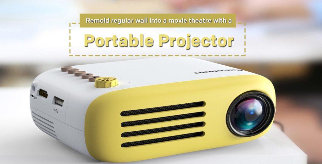 Best Portable Projectors