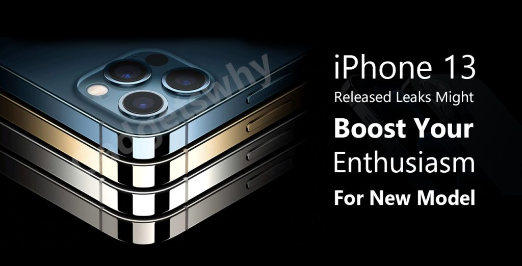 iPhone 13 released specs and features