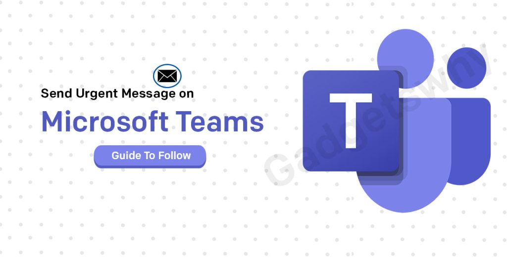 how to send urgent messages on microsoft teams