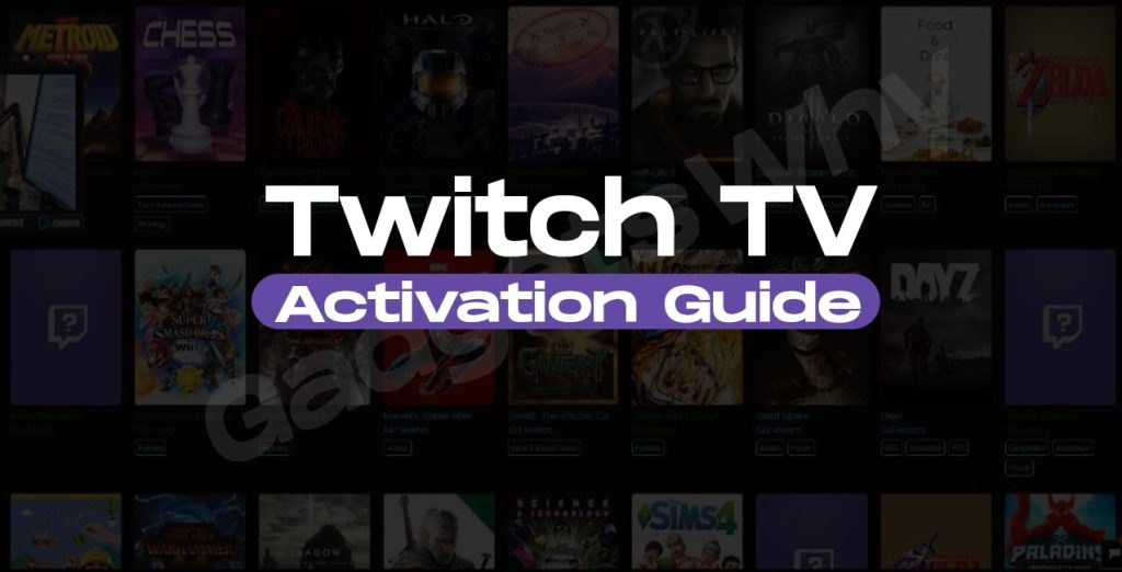 Activate Twitch TV on Roku