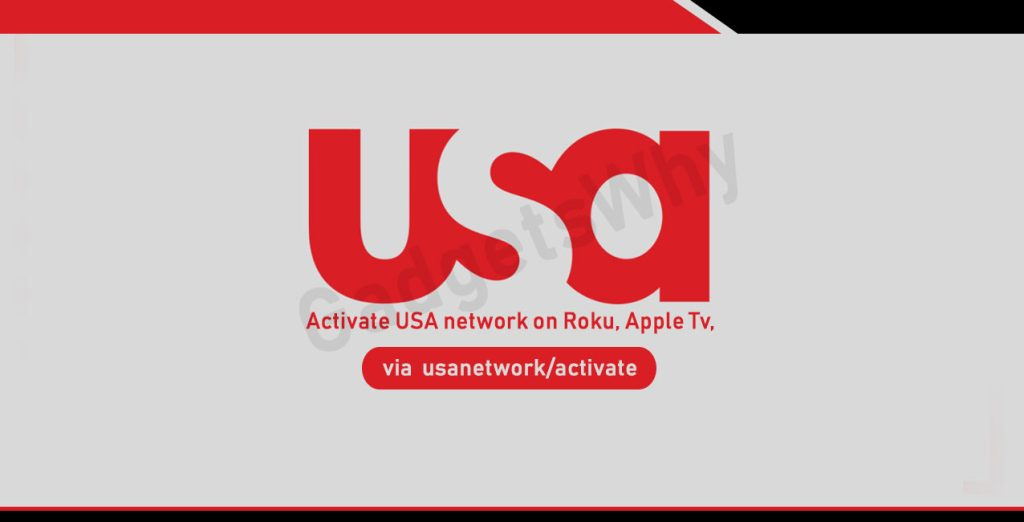 USA Network activation guide