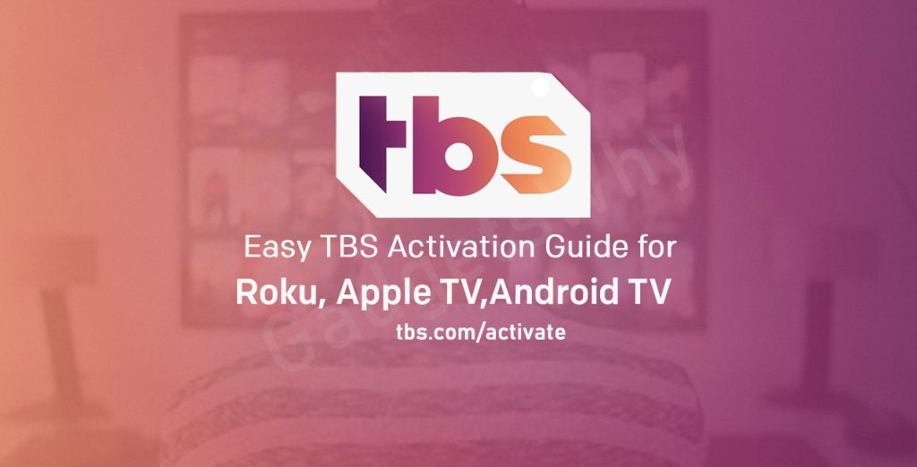 tbs com/activate