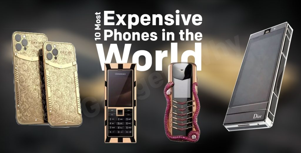 Expensive Phones in the world 2021