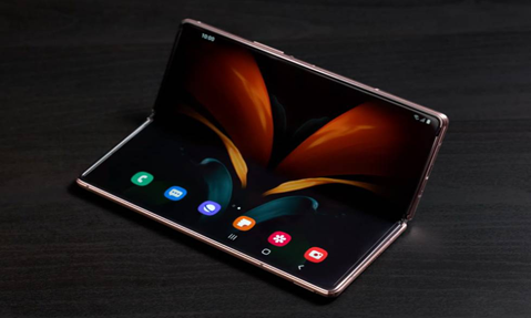 Samsung Galaxy Z Fold 2 - Best Android Phones