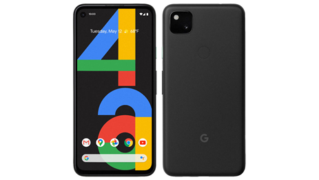 Google Pixel 4a - Best Android Phones