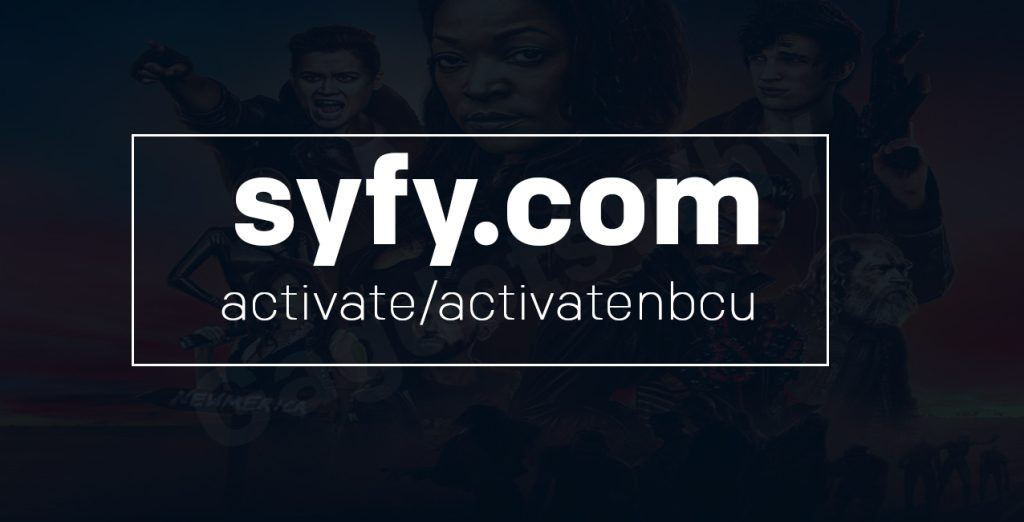 Activate SyFy on Roku