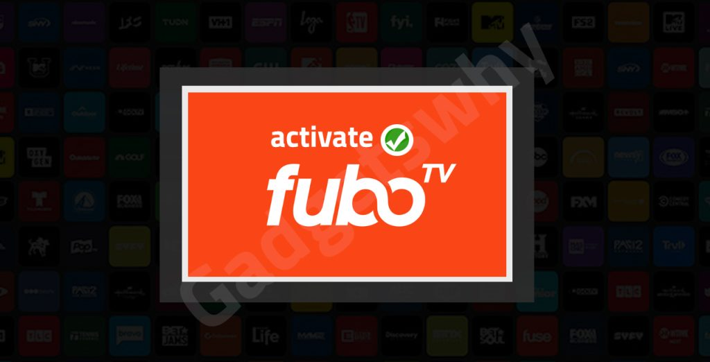 Activate Fubo TV