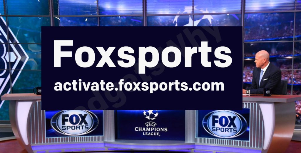 activate.foxsports.com