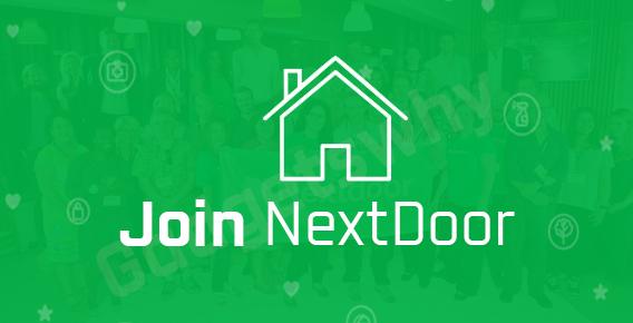 join Nextdoor